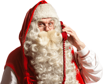 personalized santa video messages and calls portable north pole